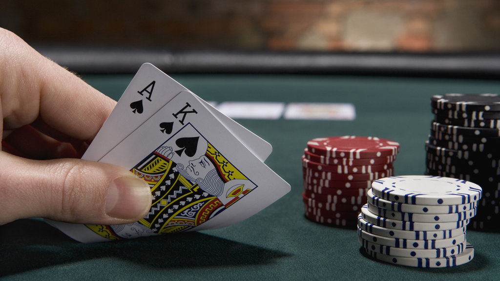 how to play casino blackjack
