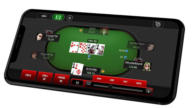 Online Poker – Play Poker Games at PokerStars