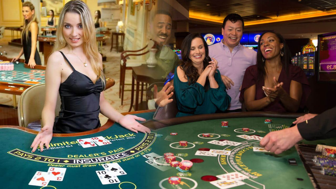 Differences Between Regular Online Casino Tables and Live Dealer Tables
