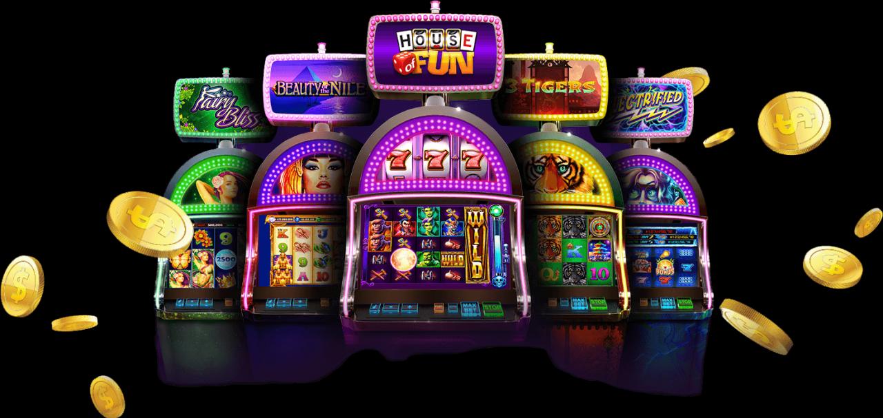 Free Slots – Play Slot Machine Games Online | House of Fun